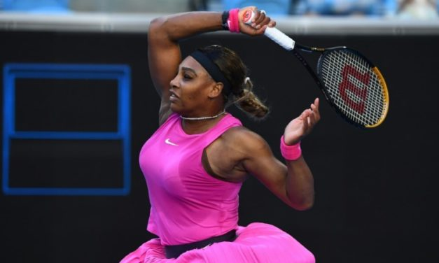 Serena Sizzles as Osaka, Barty Struggle in Melbourne
