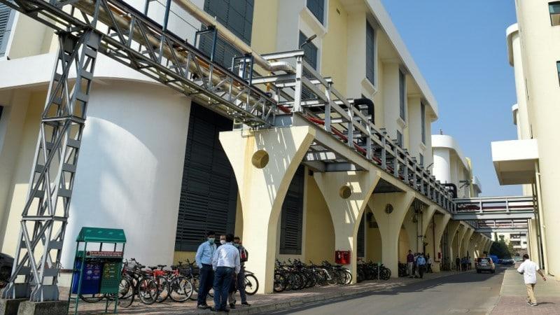 Serum Institute Campus in Pune