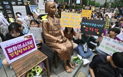 South Korean Court Orders Japan to Compensate Former Sex Slaves