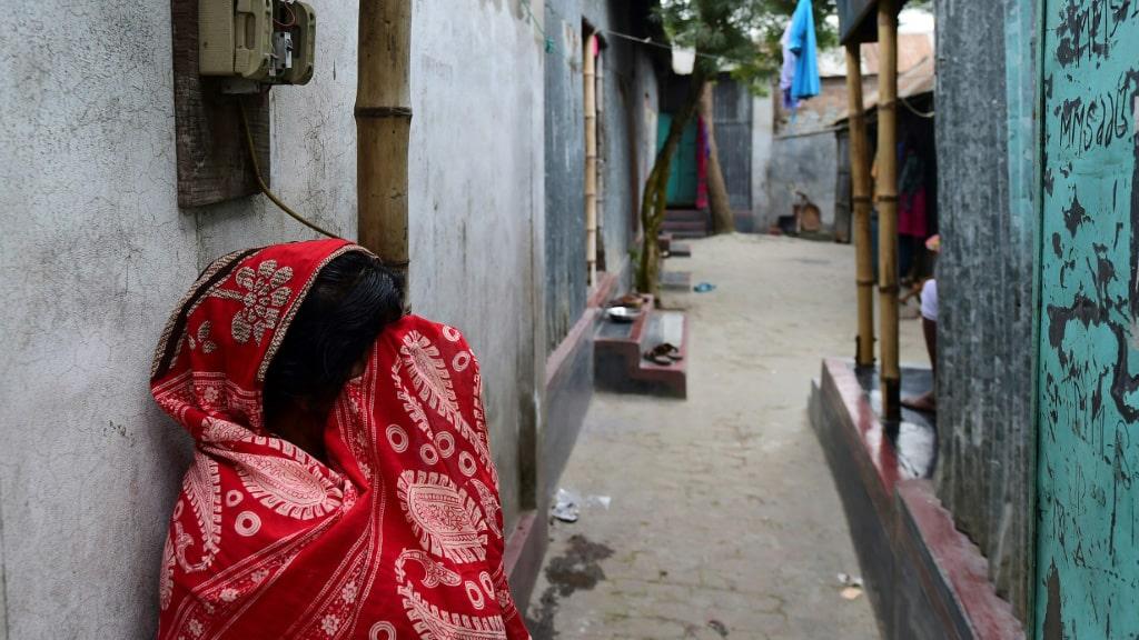 Sex Worker in Daulatdia Bangladesh.afp