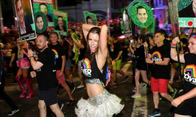 Sydney's Gay and Lesbian Mardi Gras Represents 'What Matters'