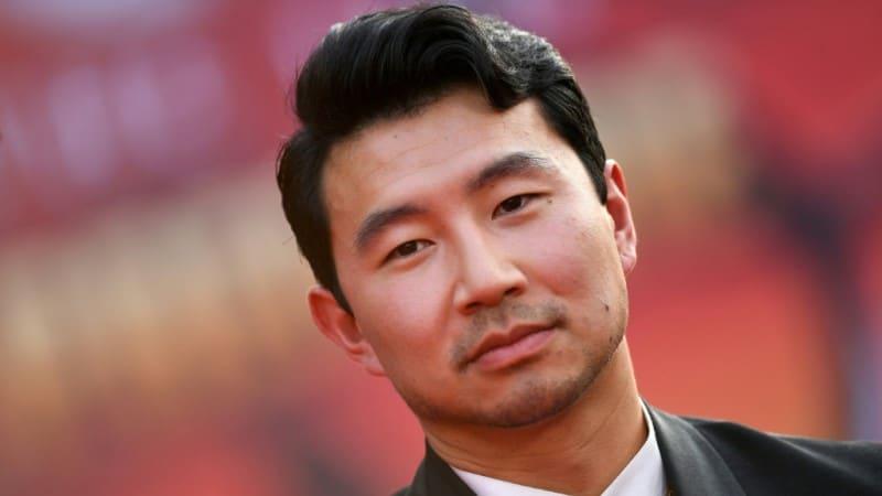 Shang-Chi Actor Simu Liu