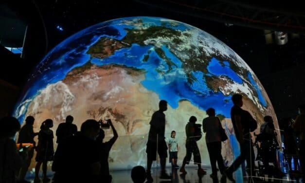 China's Space Propaganda Blitz Endures at Slick New Planetarium