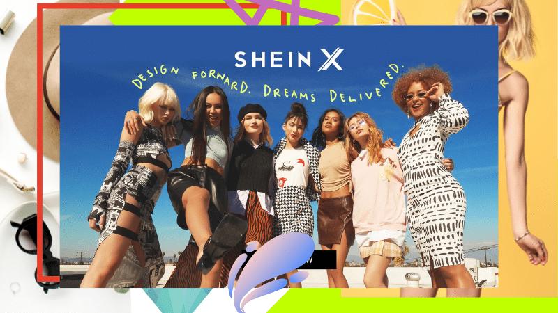Shein Fashion Banner