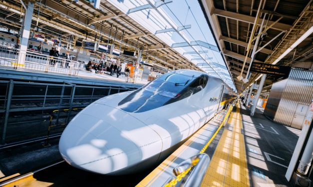 High-Speed Trains: Asia's Preferred Transport