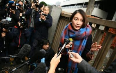 Journalist Wins High-Profile Rape Case in Japan