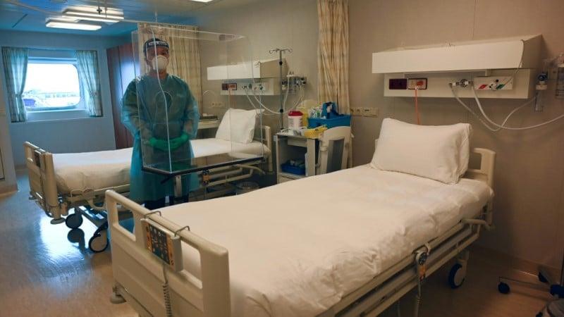 Ship's ICU