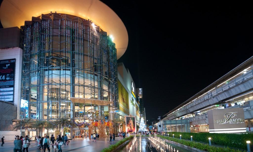 Siam Paragon - Bangkok, Thailand ©Mark Fischer