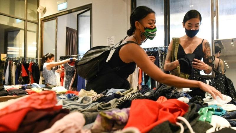 Singapore Swap Shops