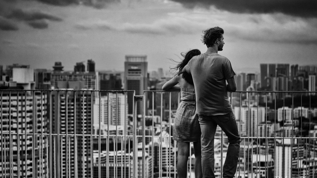 Rooftop Singapore View - Dickson Phua