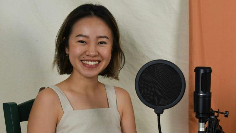 Singaporean Podcaster Nicole Lim