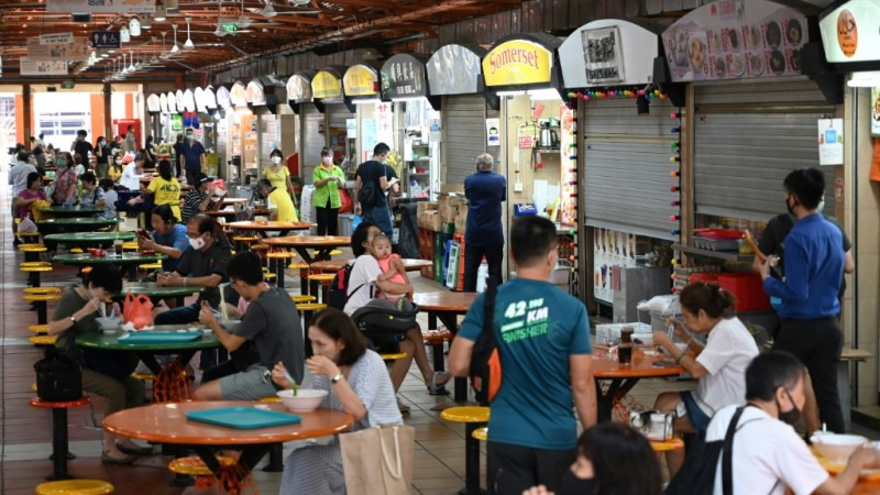 Singapore's Cultural Identity