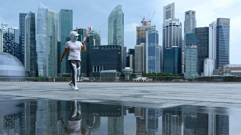 Singapore's Li Shengwu