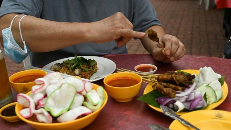 Singapore's Street Food