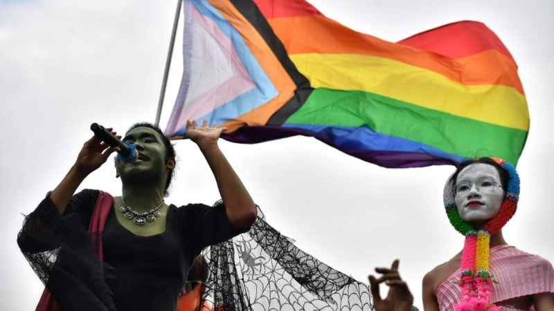 LGBTQ During Thailand's Protest