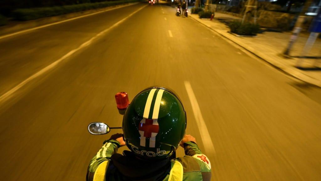 Six Million Motorbikes in Hanoi.afp