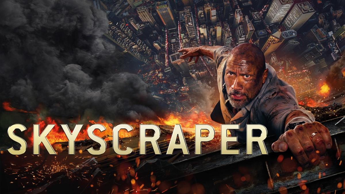 Skyscrapper.Movie.Poster