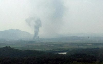North Korea Blows Up Inter-Korean Liaison Office Near Border