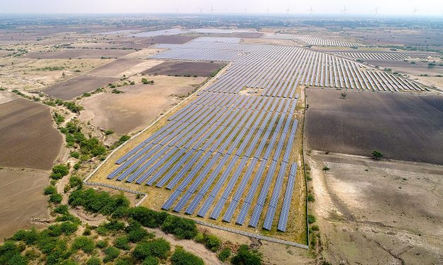 India's Kamuthi Power Plant: 2.5 Million Solar Panels and Counting