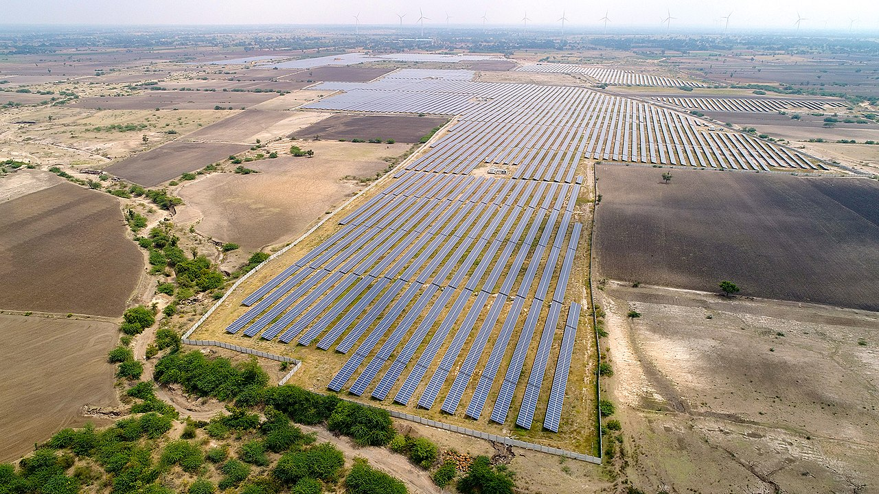 Solar Power Plant Karnataka