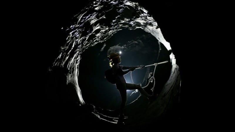Son Doong's Cave Interior