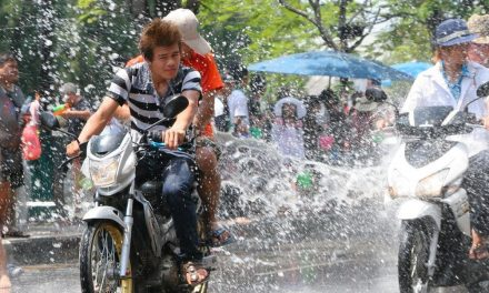 Songkran: Thailand's Big Water Fight and The Sad Reality Behind It