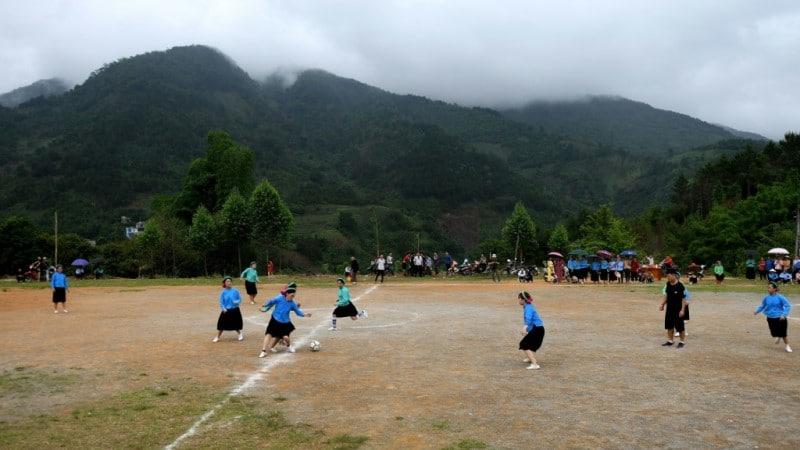 Soong Co Festival Football Match