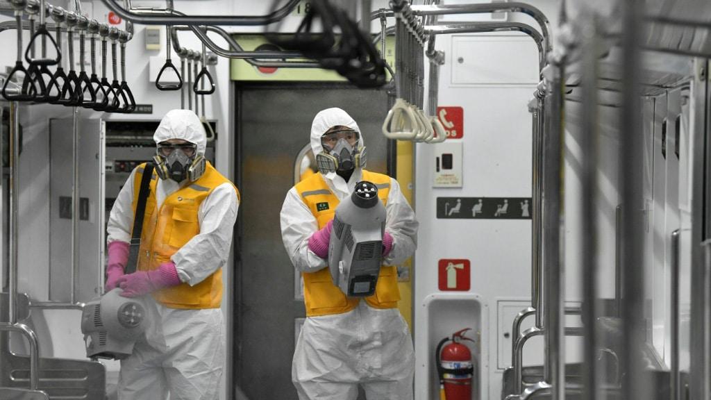 South Korea Coronavirus Response.afp