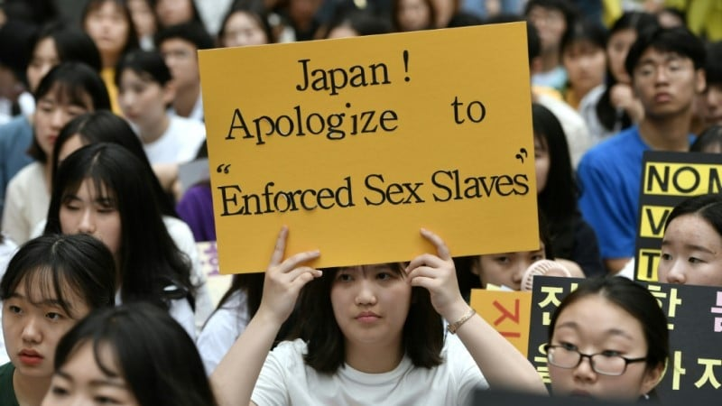 South Korean Campaigners