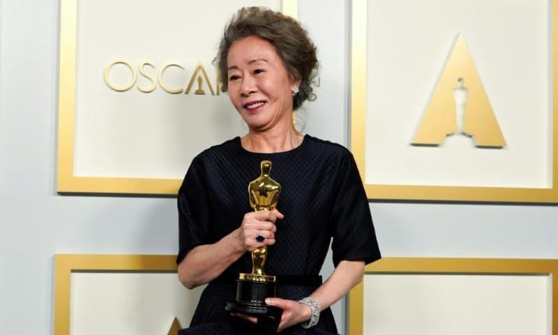 South Korea's Youn Yuh-Jung