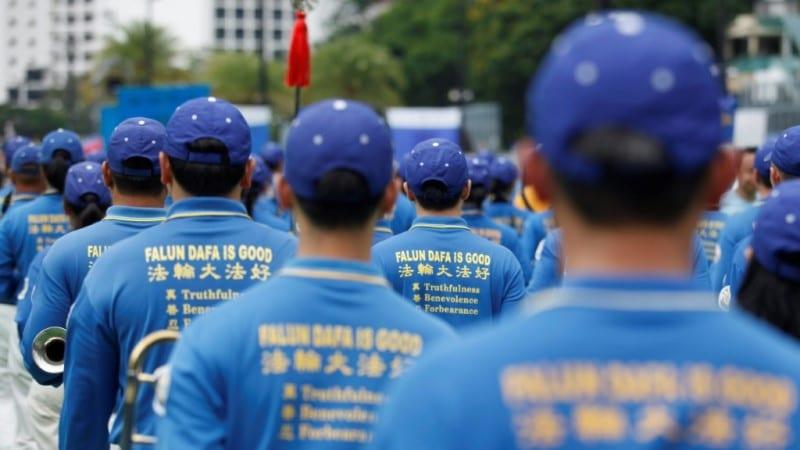 Spiritual Movement Falun Gong