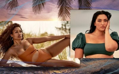 Leyna Bloom and Yumi Nu are the New SI Models Paving the Way for Inclusivity