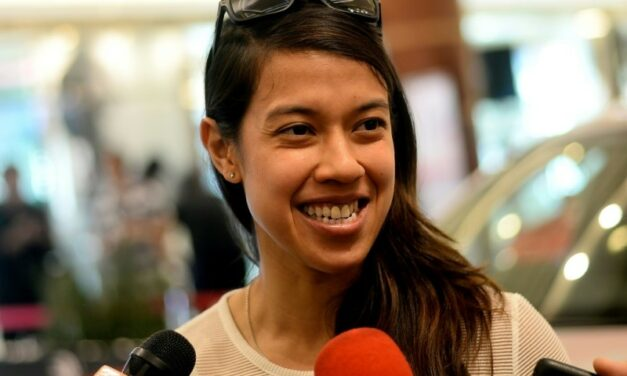 Squash Queen Nicol David 'Thrilled' Life Story to Be Biopic