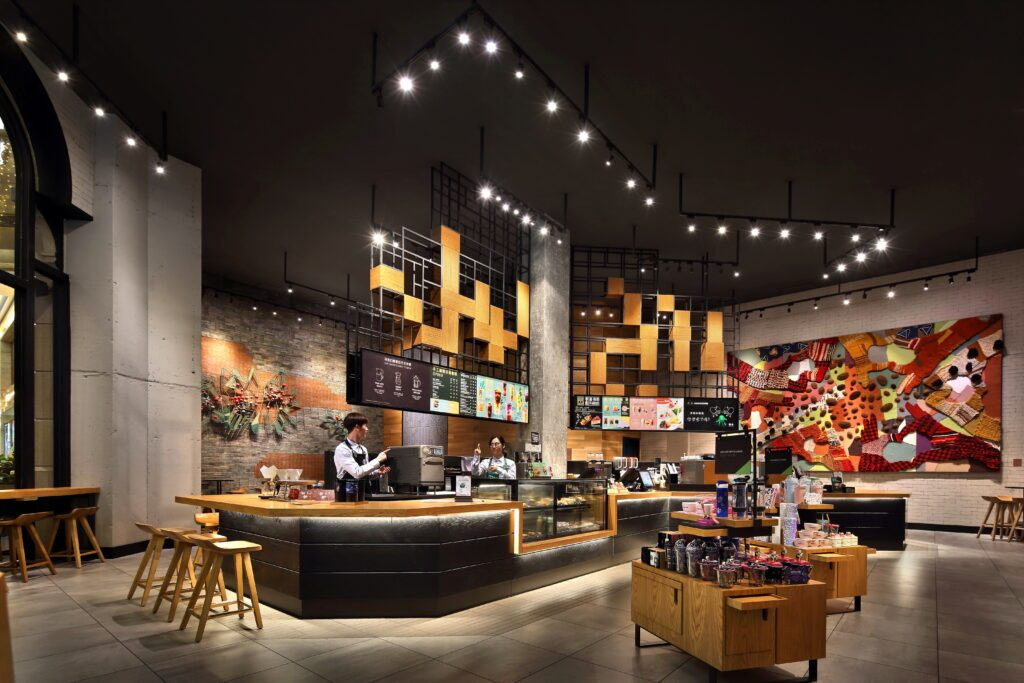 Starbucks-Signing-Store-China
