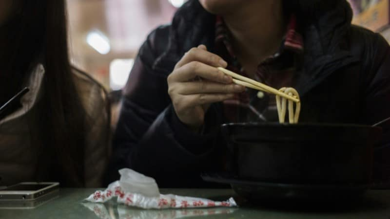 Stop Wasting Food China