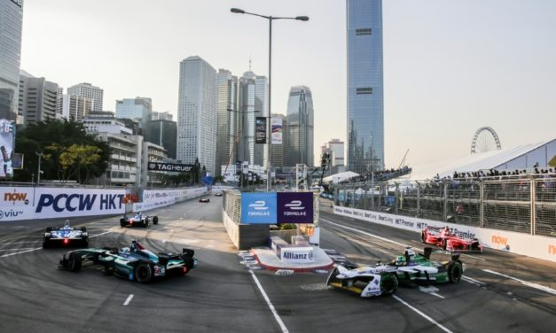 Strife-Torn Hong Kong Dropped From 2020 Formula E
