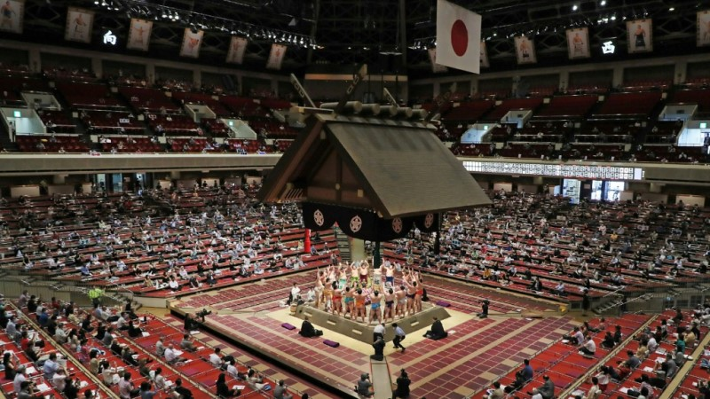 Sumo July Tournament