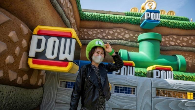 Super Mario Park in Osaka
