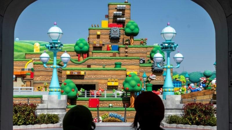 Super Mario Theme Park