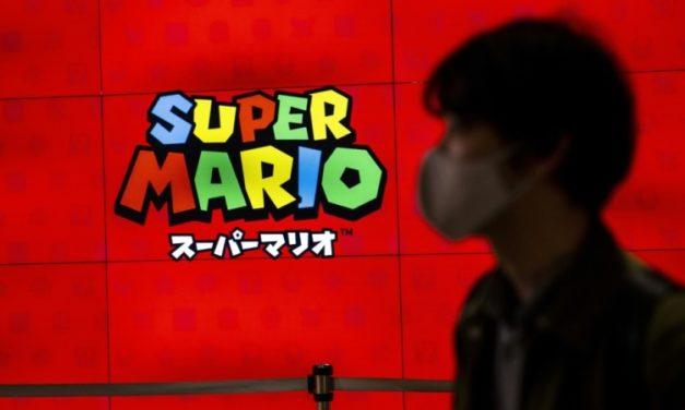 Virus Again Delays Japan 'Super Mario' Theme Park Opening