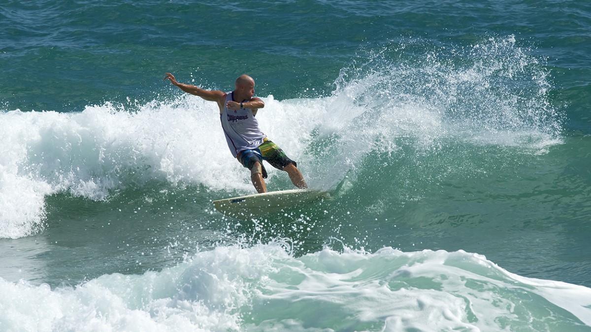 Surfer @Phuket, Thailand