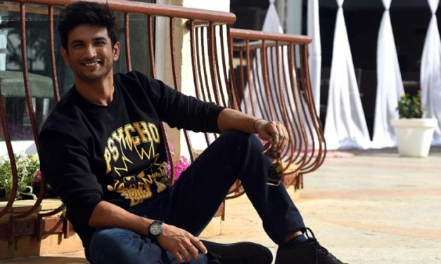 Bollywood Actor Sushant Singh Rajput Commits Suicide at Mumbai Residence