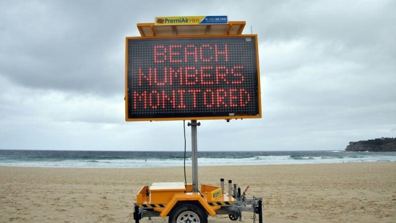 Sydney's Bondi Beach