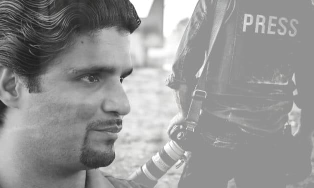 The Struggles of Exiled Pakistan Journalist Syed Fawad Ali Shah