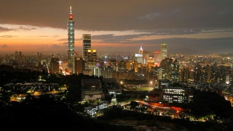 Taipei Nightline.afp