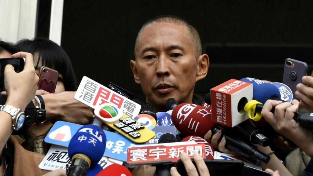 Taiwan Director.afp