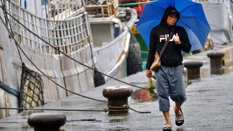 Taiwan Fisherman