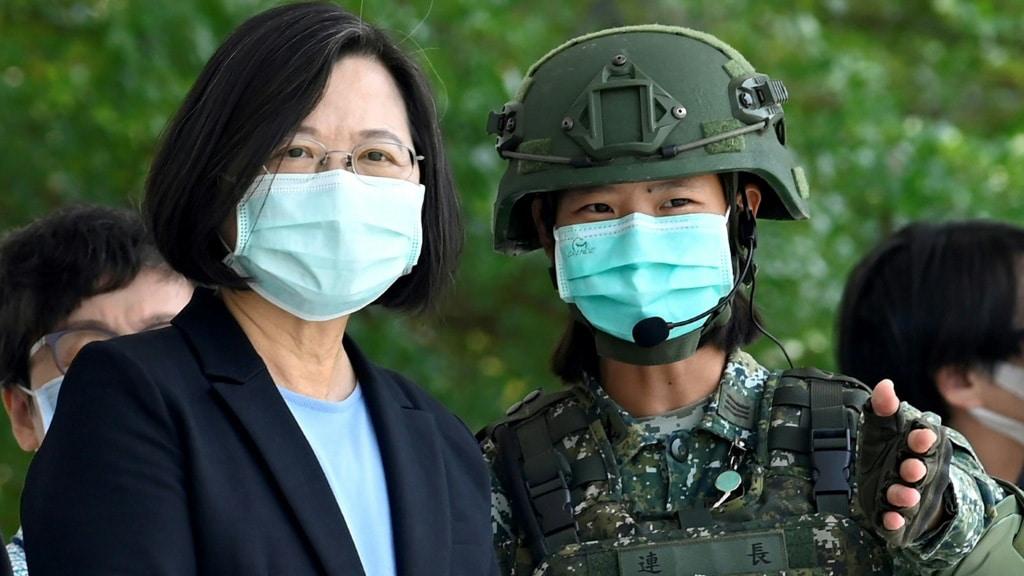 Taiwan President Tsai Ing-Wen.afp