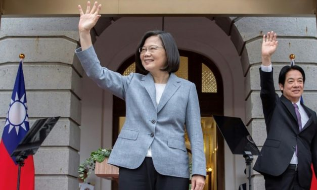 Taiwan 'On Front Lines of Freedom' after HK Crackdown