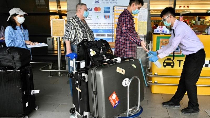 Taiwan Response to the Coronavirus Outbreak.afp